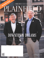 Plainfield Magazine Article Cover