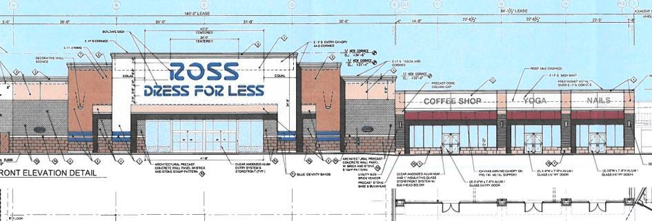 Ross Dress for Less Rendering