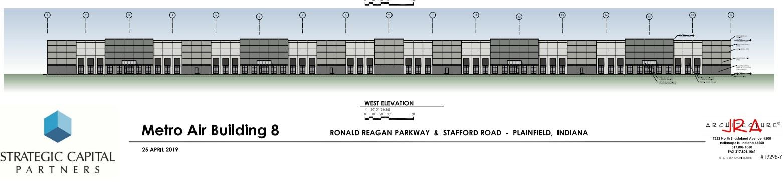 Metro Air Building 8 | Plainfield, IN