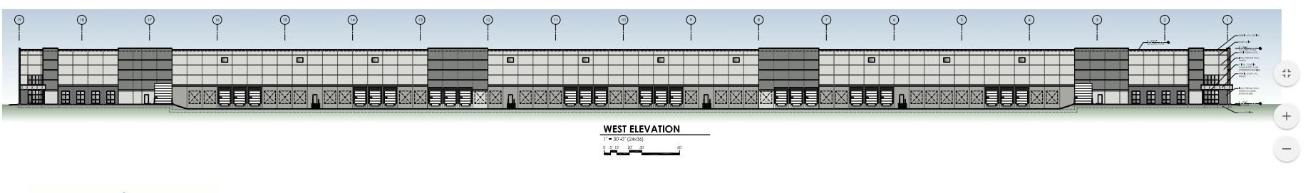 Metro Air Building 9 Rendering