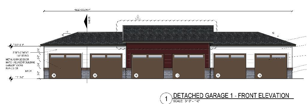 Echo Park Garages Design