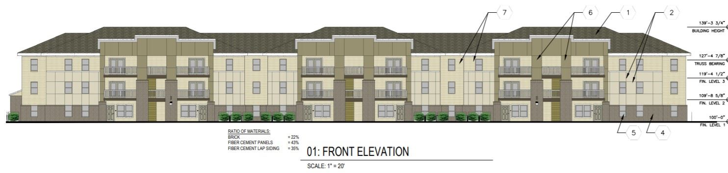 Haven Homes Front Elevation