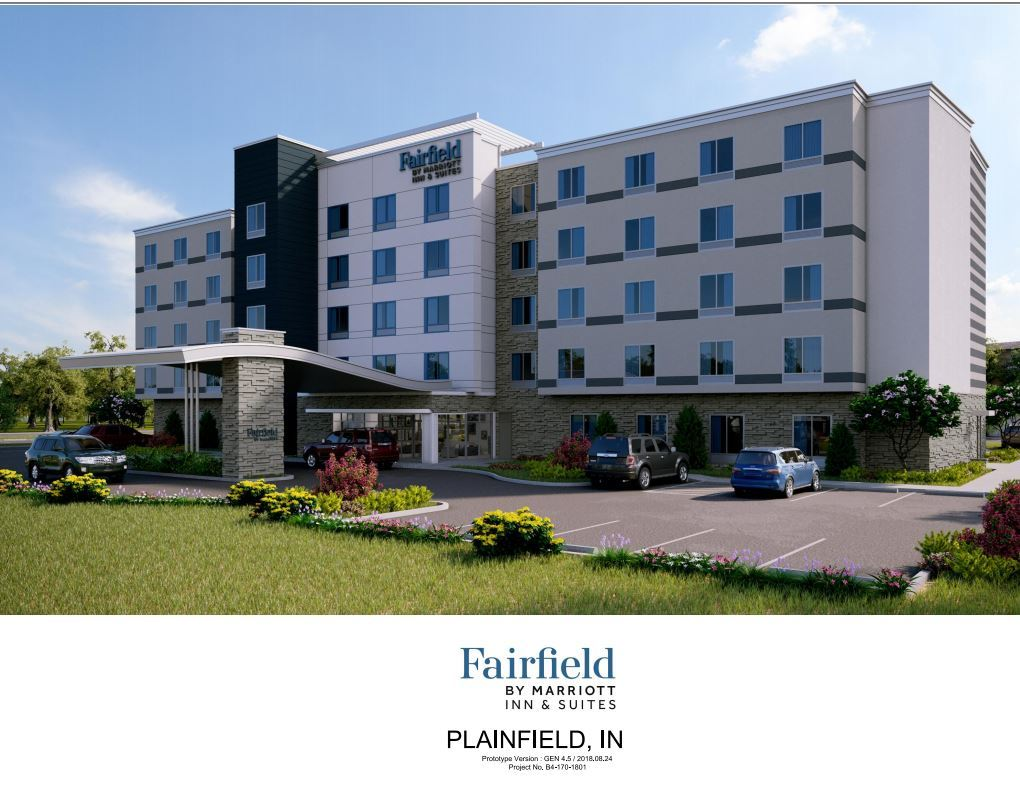 Fairfield Inn and Suites Plainfield Indiana